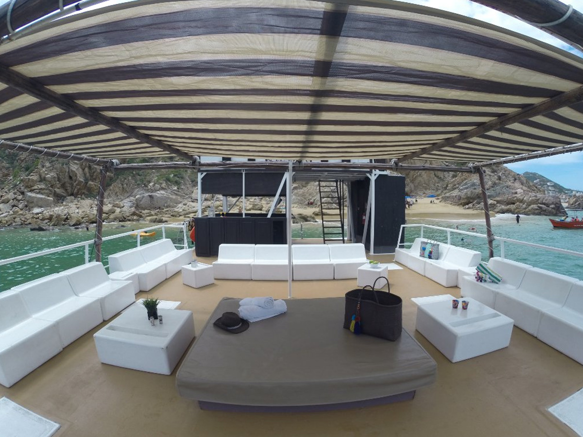 40 ft Custom Catamaran