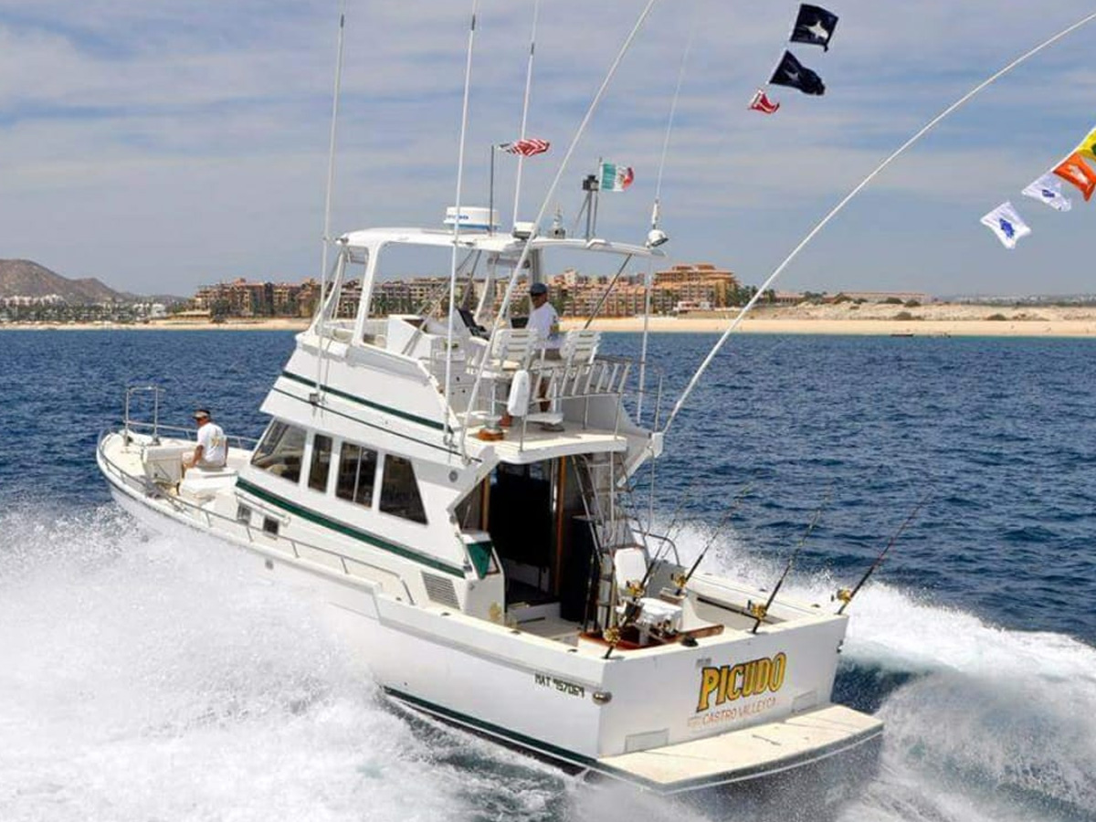 45 ft Custom Sportsfisher